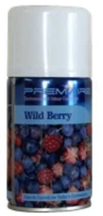 Wild Berry (12 cans per pack) for Lunar Scentronic Air Fragrance Machine