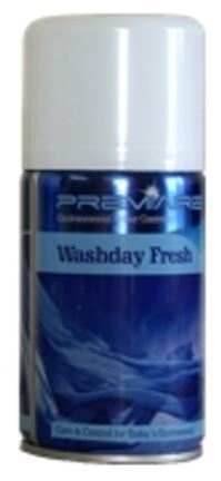 Washday Fresh (12 cans per pack) for Lunar Scentronic Air Fragrance Machine